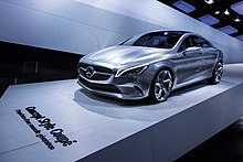 Benz 4matic Car >> Mercedes-Benz CLA-Class - Wikipedia