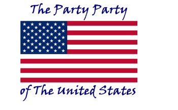 English: Logo of the Party Party of the United...