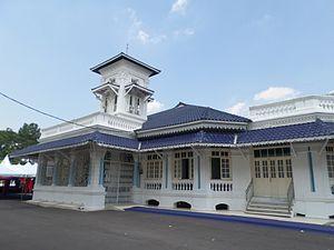 Pasir Pelangi Royal Mosque - Image: Pasir Pelangi Royal Mosque