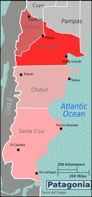Patagonia South America >> Patagonia (Argentina) – Travel guide at Wikivoyage