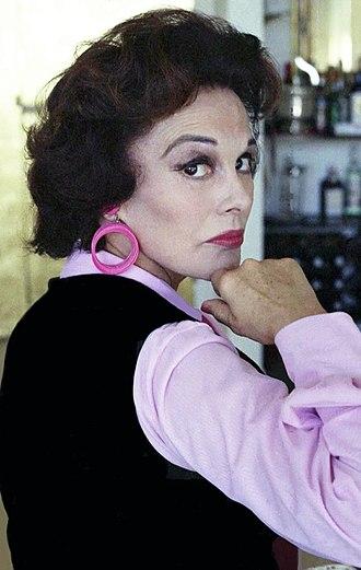 Patricia Medina - Medina by Allan Warren (1973)