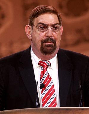 Patrick Caddell - Caddell at the 2014 Conservative Political Action Conference.