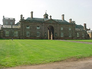 Patshull Hall Grade I listed building in South Staffordshire, United Kingdom
