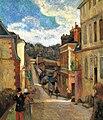 Paul Gauguin - Rue Jouvenet à Rouen (1884).jpg