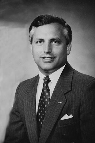 Paul Pate - Pate during his first tenture as Iowa Secretary of State