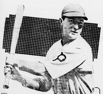 Paul Waner - Waner, circa 1927