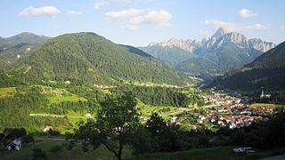 Paularo Comune in Friuli-Venezia Giulia, Italy