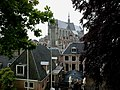 Pays-Bas Leyde Burcht Vue Hooglandse Kerk - panoramio (1).jpg