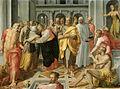 Pellegrino Tibaldi - De ontmoeting van Maria en Elisabeth in aanwezigheid van de heilige Hieronymus, de heilige Jozef en andere personen.jpg