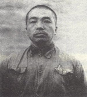 Peng Dehuai - By his mid-30s, Peng was one of the most senior generals in the Jiangxi Soviet.
