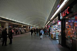 Pennsylvania Station (New York City) - Long Island Rail Road concourse