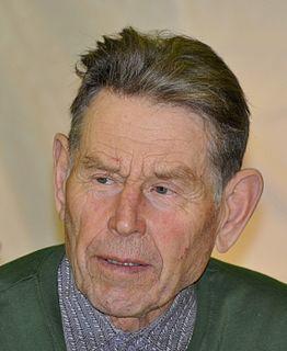 Pentti Linkola Finnish ecologist