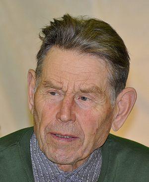 Pentti Linkola - Pentti Linkola in 2011