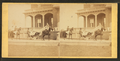 People in coach with African American coachman, in front of house, from Robert N. Dennis collection of stereoscopic views.png