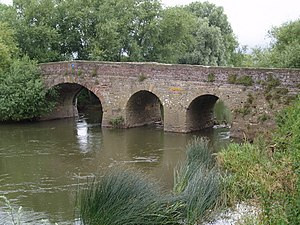 Pershore - Pershore Old Bridge