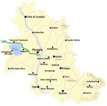 Cartina Geografica Spoleto.Spoleto Wikipedia