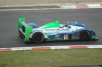 Pescarolo Sport - Pescarolo Sport en route to a second-place finish at the 2005 1000km of Spa.