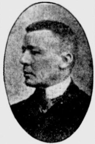 Pete Green (ice hockey) - Pete Green around 1910