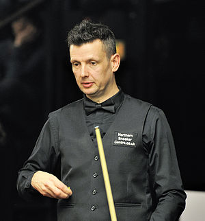 Peter Lines - German Masters 2014