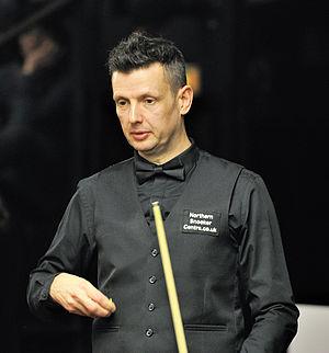 Peter Lines - German Masters 2014