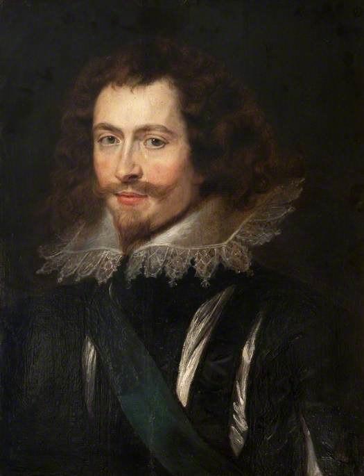 Peter Paul Rubens - Portrait of George Villiers, 1st Duke of Buckingham GL GM PC 49