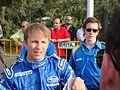 Petter Solberg in 2008 Acropolis Rally.JPG
