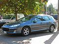 Peugeot 407 SW 2.0 2006 (13911833649).jpg