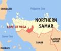 Ph locator northern samar lope de vega.png
