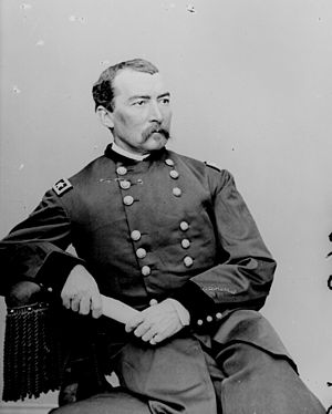 Fort Harker (Kansas) - General Philip Henry Sheridan