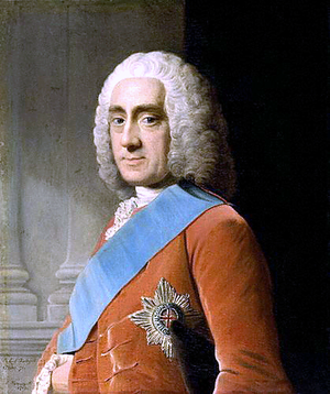 English: Philip Stanhope, 4th Earl of Chesterfield
