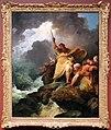 Philippe jacques de loutherbourg, distruzione dell'esercito del faraone, 1792, 01.jpg