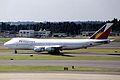 Philippine Airlines Boeing 747-2F6B (N744PR 498 223829) (8275819327).jpg