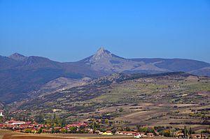 Apulon - Image: Piatra Craivii 03