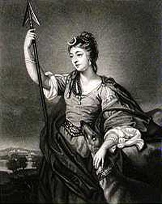 Earl of Dartrey - Anne, first wife of Thomas Dawson, 1st Viscount Cremorne