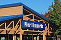 Pier 1 Imports sign - Hillsboro, Oregon 2013.jpg
