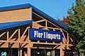 Pier 1 Imports sign - Hillsboro, Oregon 2013.jpg