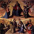 Piero di cosimo, immacolata concezione con santi.jpg