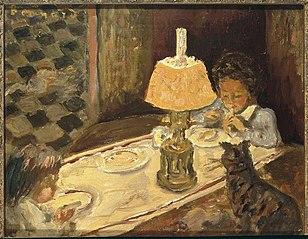 le déjeuner des enfants