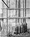 pijlers tijdens restauratie - arnhem - 20024690 - rce