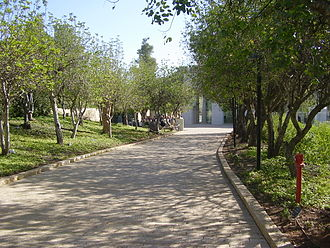 Garden of the Righteous Among the Nations - Image: Piki Wiki Israel 12492 the righteous among the nations avenue in yad vash
