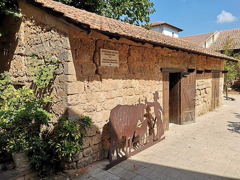 האורווה במוזיאון ראשון לציון