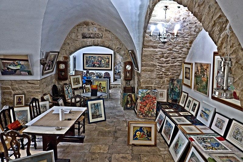 צפת העתיקה גלריה