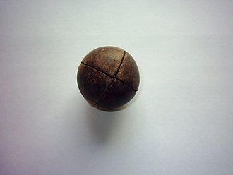 Escala i corda - Vaqueta ball