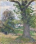 Pissarro - Châtaigniers à Osny, 1883.jpg