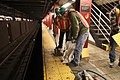 Platform Tile Replacement. (6798392814).jpg