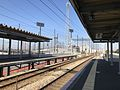 Platform of Chikugo-Funagoya Station (Kagoshima Main Line) 3.jpg