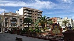 Plaza de Espronceda, Almendralejo.jpg