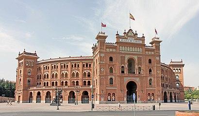 Cómo llegar a Plaza De Toros De Las Ventas en transporte público - Sobre el lugar