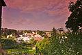 Pohled na obec od východu, Tršice, okres Olomouc.jpg