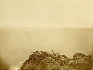 Point Reyes Lighthouse - Image: Point Reyes Lighthouse 1871 002